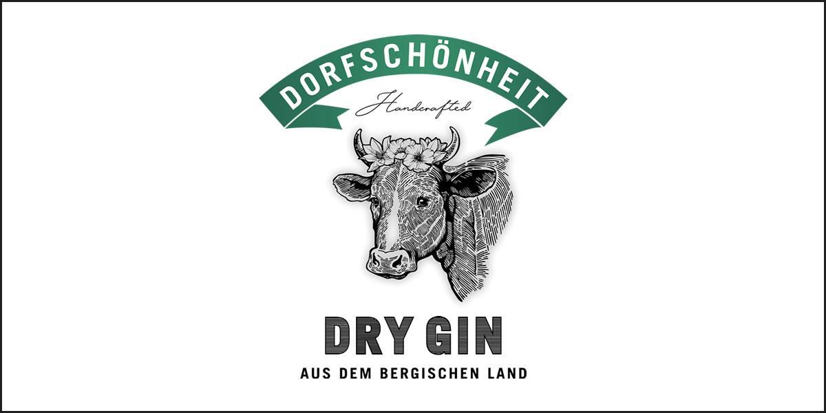 Dorfschönheit – Dry Gin aus dem bergischen Land