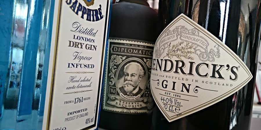 Weitere Gin-Freuden bereiten Ihnen folgende Produkte